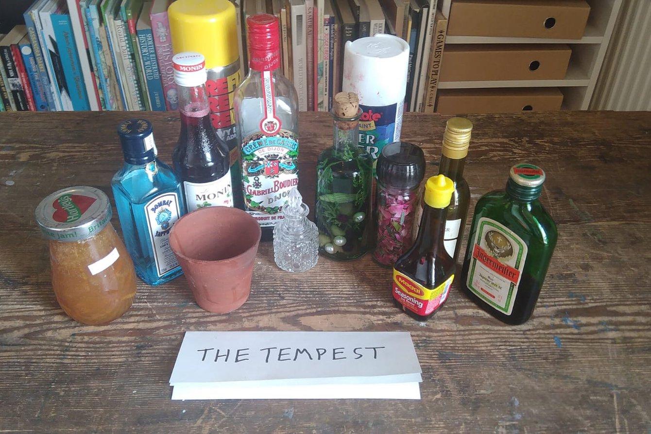 Table Top Shakespeare - The Tempest