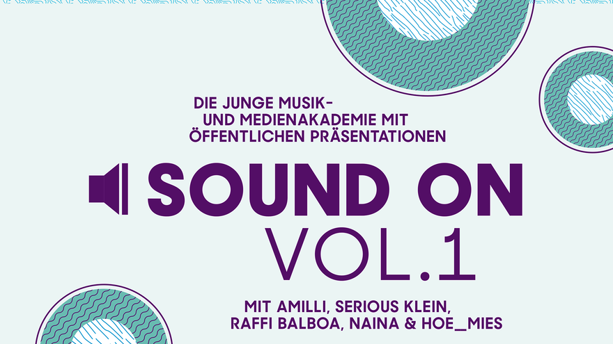 Sound On Vol. 1
